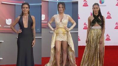 Fashionometro, los peor vestidos de Latin GRAMMY 2016