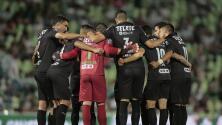 Aguirre prepara dos cambios en busca de remontar a Santos
