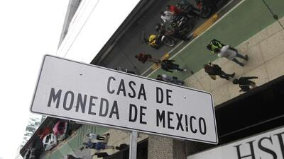 Hombres armados entran a la Casa de Moneda de México y roban unos 2.5 millones de dólares en monedas de oro