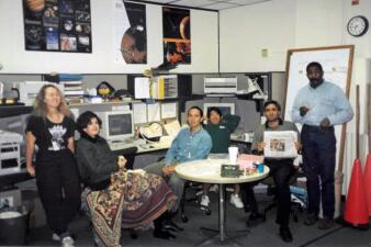 Randy Herrera: el mexicoamericano detrás del reloj atómico de la NASA