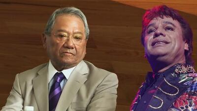 """Armando Manzanero opina sobre Joaquín Muñoz que """"hay que estar muy loco"""" para creer que Juan Gabriel está vivo"""