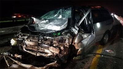Un muerto y tres heridos deja un aparatoso accidente que involucró a múltiples vehículos