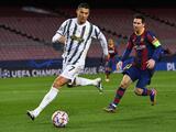 CR7, Messi y Lewandowski, en el once de los aficionados de UEFA