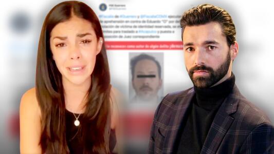 Detienen a presunto violador de la actriz Danny Berriel