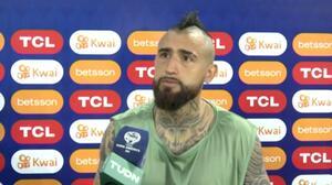 """Vidal y jugar en América: """"Tiene que haber interés de las dos partes"""""""
