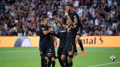 El LAFC de Carlos Vela podría conseguir su boleto a los Playoffs con 10 jornadas de antelación