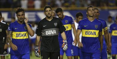 Boca Juniors y River Plate sufren dolorosas derrotas