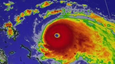 Dorian continúa hacia Bahamas y hay vigilancia de tormenta tropical para dos condados del sur de Florida
