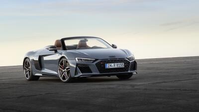 El Audi R8 gana más potencia y una nueva cara para 2019
