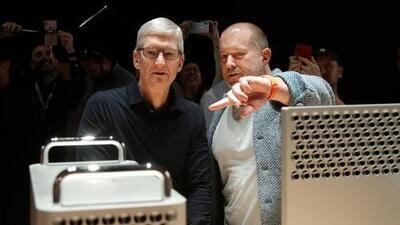 Jony Ive, el diseñador del iPhone, le dice adiós a Apple