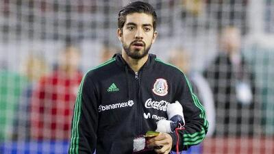 Rodolfo Pizarro aseguró que se ve en el Mundial de Rusia 2018