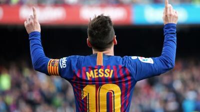 Messi lidera la lista de los futbolistas mejor pagados del mundo