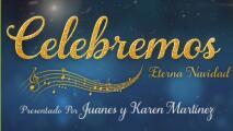 """Ana de la Reguera celebra las fiestas decembrinas en compañía de otras celebridades en el especial """"Celebremos eterna Navidad"""""""