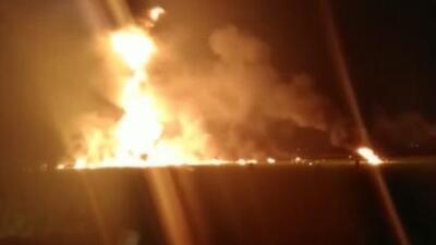 Explosión en toma ilegal de combustible deja múltiples muertos y heridos en Hidalgo, México