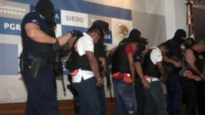 Capturaron a Verónica Mireya Moreno Carreón 'La Vero', jefa de plaza de Los Zetas