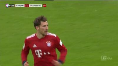 Tiro de esquina para FC Bayern München