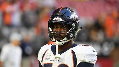 Von Miller cree poder romper el récord de capturas en la NFL
