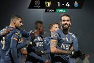 Tecatito da asistencia en goleada del Porto ante al Famaliçao