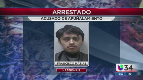 EN VIDEO: Arrestan a hombre que presuntamente apuñaló a hispano al norte de Georgia