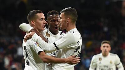 Real Madrid y la 'sangre' nueva que lo pone a ganar