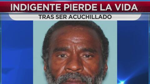 Autoridades buscan a indigente sospechoso de asesinato