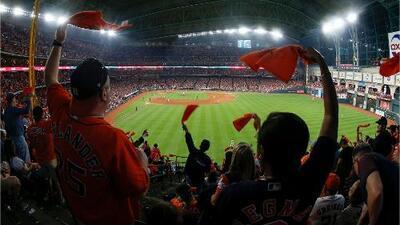 Arranca la Serie Mundial entre los Astros de Houston y los Nationals de Washington