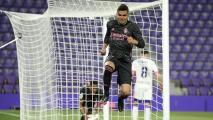 Real Madrid pierde a Casemiro para la vuelta ante Atalanta