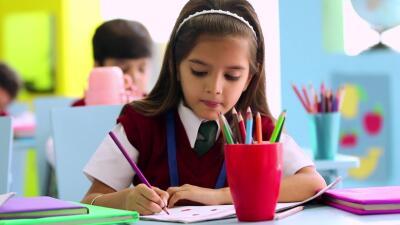 Planeta de Niños - 'La escuela'