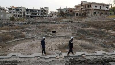 Israel evacúa a cientos de Cascos Blancos de Siria