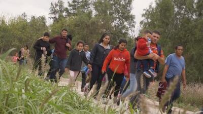 """""""El niño es el pasaporte para cruzar"""", cuando los menores se convierten en el mejor recurso para migrar a EEUU"""