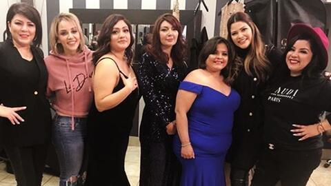 Con Rosie Rivera de cómplice, Ana Patricia fue testigo de la transformación radical de tres valientes mujeres