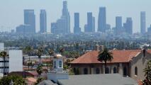 Ligera neblina y tiempo seco, el pronóstico para esta mañana de miércoles en Los Ángeles