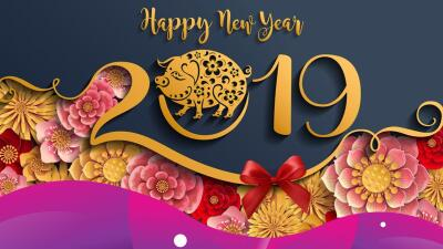 Vete preparando desde ahora para recibir el Año del Cerdo 2019