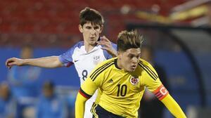 El colombiano Juan Fernando Quintero estaría más cerca de la MLS y el Chicago Fire