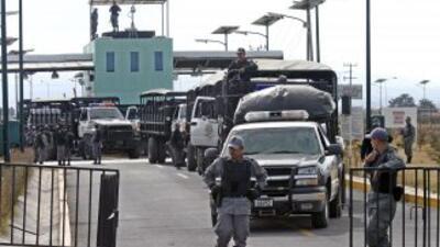 La fuga de El Chapo del penal de máxima seguridad de Puente Grande en 2001
