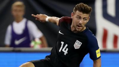 Cuatro bajas en la selección de EEUU, que convoca de última hora a Paul Arriola