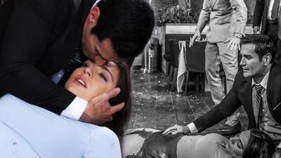 Detrás de cámaras: así se grabó la escena que provocó la muerte del personaje de Ana Brenda Contreras en 'Por amar sin ley'