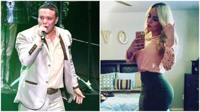 Reaparece la ex de Lorenzo Méndez armando tremenda pataleta y te contamos la razón