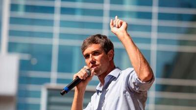 Beto O'Rourke y la esperanza política