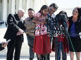Sophie Cruz, símbolo de la inmigración en EEUU, celebró el Cinco de Mayo con Obama