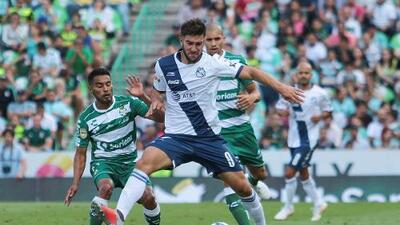 Cómo ver Santos Laguna vs. Puebla en vivo, por la Liga MX 11 de Agosto 2019