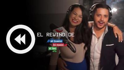Jesús Mendoza tiene el honor de ser el segundo esposo de Carla Medrano