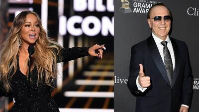 Mariah Carey habla de la 'esclavitud' que sentía en su matrimonio con Tommy Mottola, actual esposo de Thalia