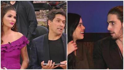"""""""Amigándonos, no"""": Rafa Araneda y Ana Patricia no piensan hacer nada por la amistad de Christian y Laura"""