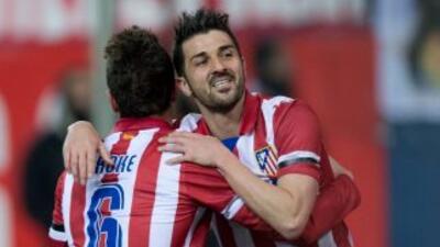 Atlético de Madrid 4-0 Real Sociedad: Goleada que da el liderato al Atlético