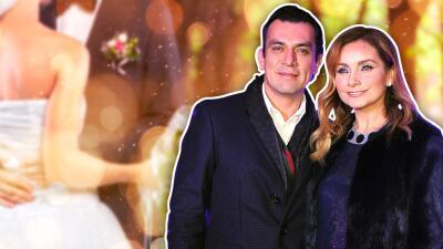 Elizabeth Álvarez envió un romántico mensaje a Jorge Salinas por su aniversario número siete