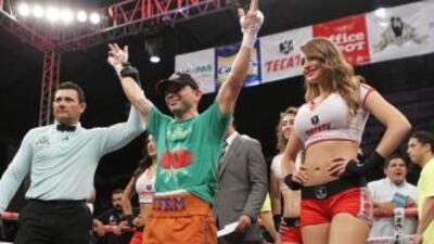 Fernando 'Kochulito' Montiel noqueó en un round a Jesús 'Chito' Rodríguez