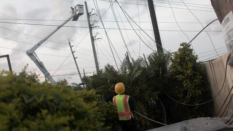 Una nueva falla técnica provoca un apagón en San Juan y el norte de Puerto Rico