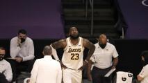 Justo a tiempo: LeBron podría reaparecer esta semana con los Lakers