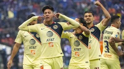 El 13 de la suerte: América vuelve a ser el más ganador de México en solitario